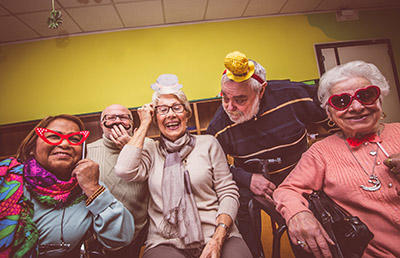 9 Proven New Year's Resolutions for Healthy Aging