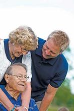 The effects of Alzheimer's disease on families