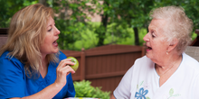 Stroke Recovery: Speech Therapy